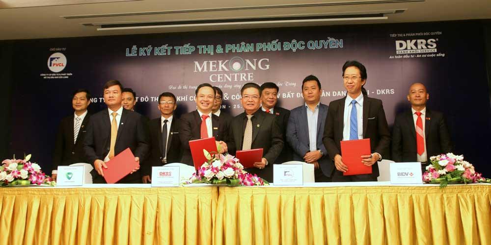 Ký kết hợp tác giữa DKRS và PVCL