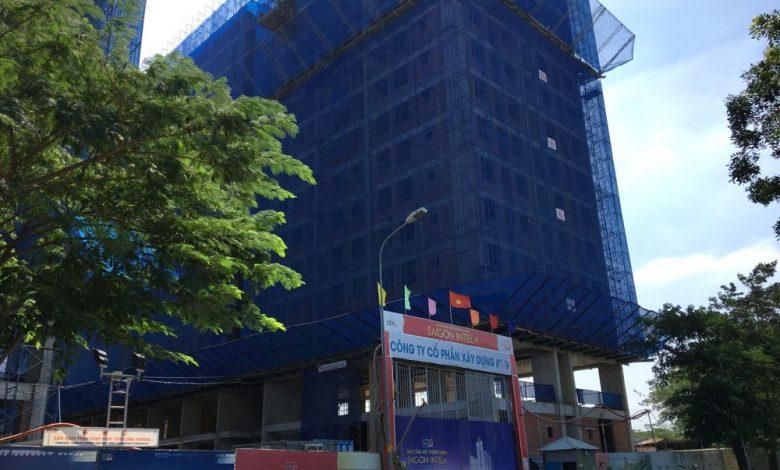 Photo of Tiến độ xây dựng căn hộ Saigon Intela Bình Chánh tháng 11/2019