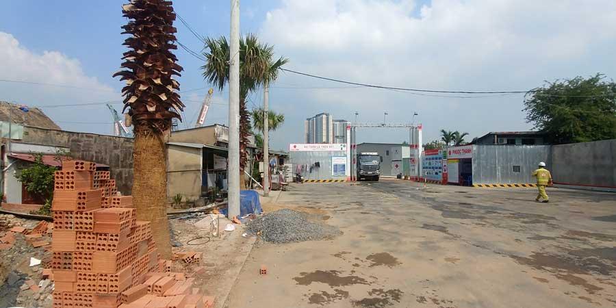 Tiến độ dự án căn hộ D'Lusso nguyễn Thị Định