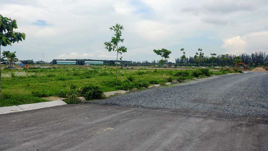 Tiến độ dự án Mekong Centre