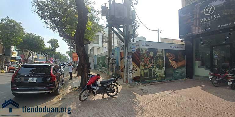 CT Plaza Minh Châu - Lê Văn Sỹ