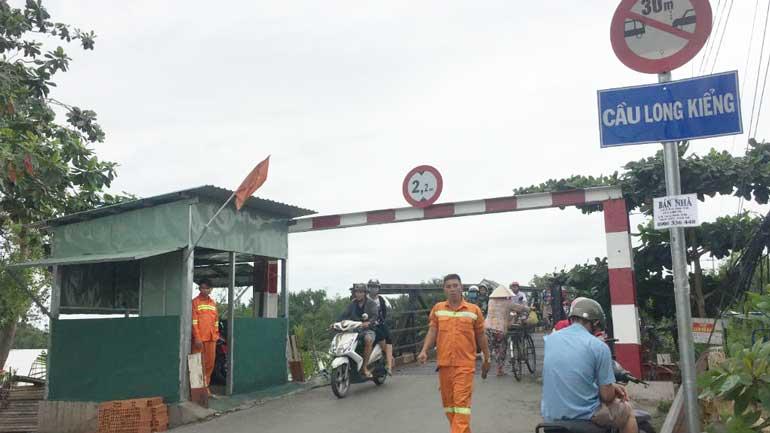 Cầu Long Kiểng - Nhà Bè