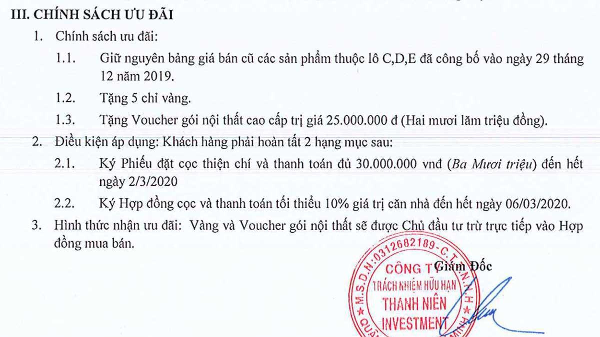 Ngân hàng BIDV hỗ trợ tài chính