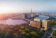 Phối cảnh dự án The River Thủ Thiêm