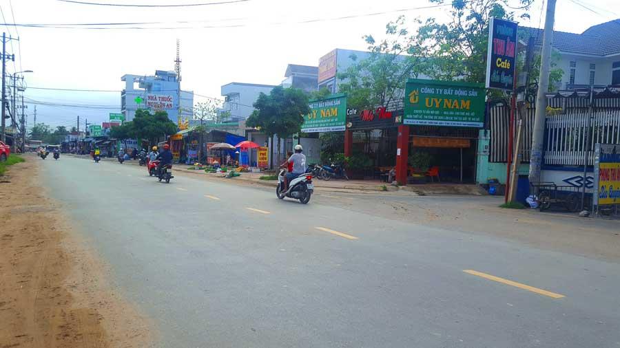 Đường Lò Lu Quận 9