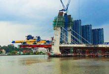 Photo of Tiến Độ Xây Dựng Cầu Thủ Thiêm 2 tháng 05/2020