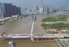 Photo of Tiến Độ Xây Dựng Cầu Thủ Thiêm 2 tháng 09/2020