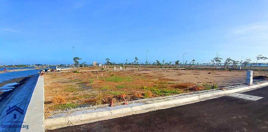 Hình ảnh thực tế dự án khu dân cư Marine City