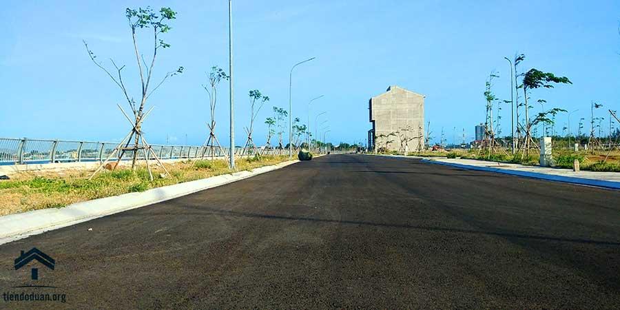Hạ tầng giao thông dự án Marine City