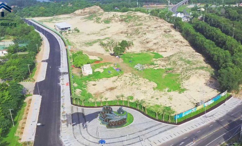 Tiến độ dự án Hồ Tràm Complex Tháng 08/2020