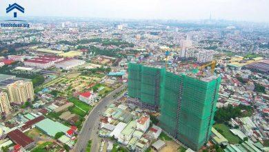 Photo of Tiến độ căn hộ OPal Boulevard tháng 07/2020