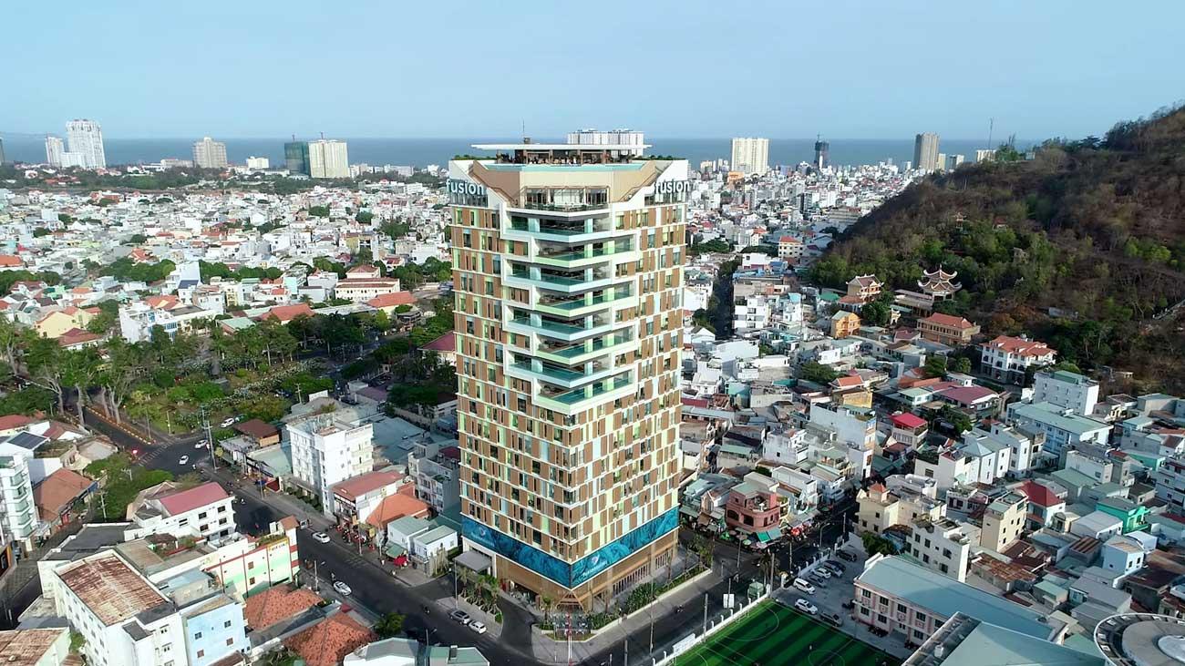 Codotel Fusion Suit tại Thành phố Vũng Tàu