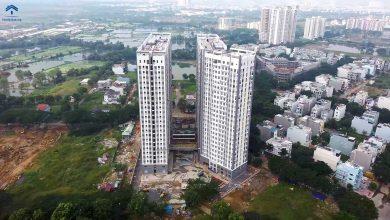 Tiến độ dự án Saigon Intela Tháng 11