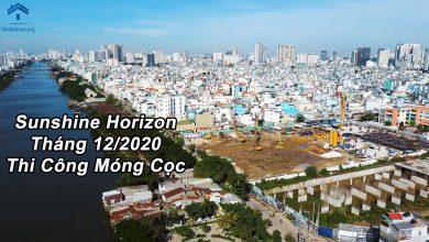Tiến độ dự án Sunshine Horizon Tháng 12/2020