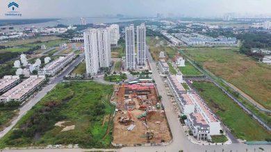 Tổng thể khu dân cư Kiến Á quận 2