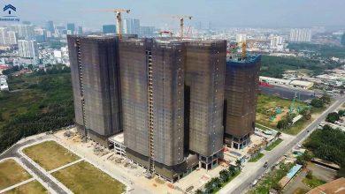 Tiến Độ Dự Án Q7 Saigon Riverside Tháng 02/2021
